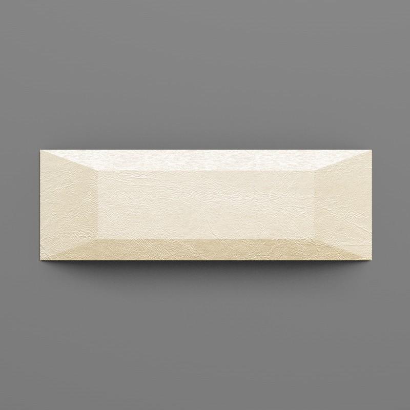 Marbore-16 Casablanca fehér 3D falpanel