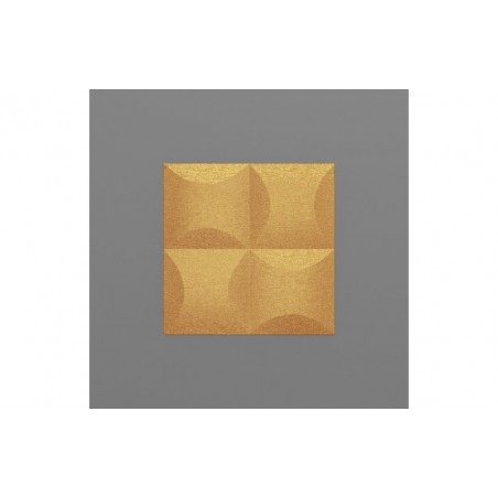 Blancas-1 Vintage arany  3D falpanel