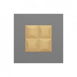 Blancas-3 Korona arany 3D falpanel