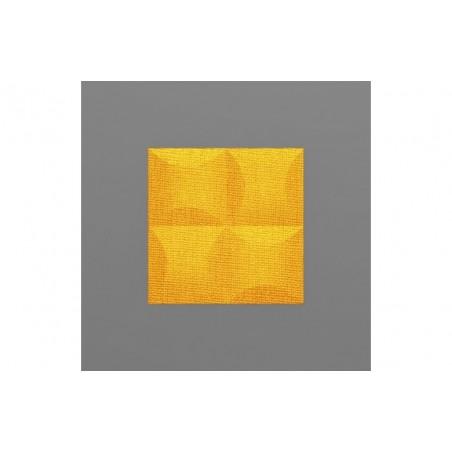 Blancas-26 Császár sárga 3D falpanel