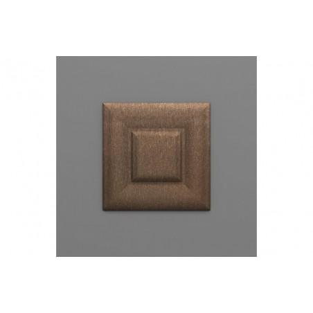 Sabaya-8 Wenge barna 3D falpanel