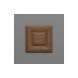 Sabaya-39 Rió barna 3D falpanel