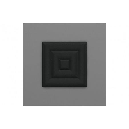 Cayambe-2 Éjsötét fekete 3D falpanel