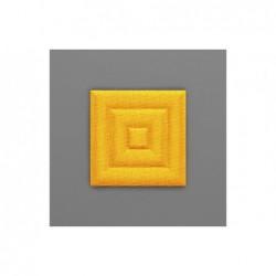 Cayambe-26 Császár sárga 3D falpanel