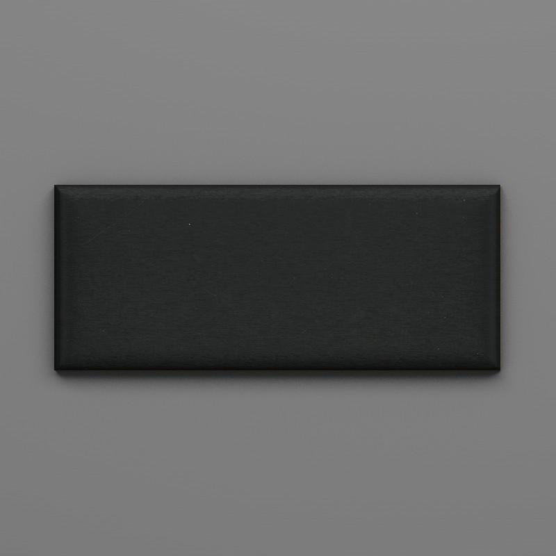 Cotopaxi-2 Éjsötét fekete 3D falpanel