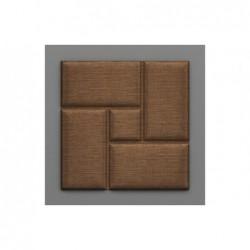 Acotango-39 Rió barna 3D falpanel