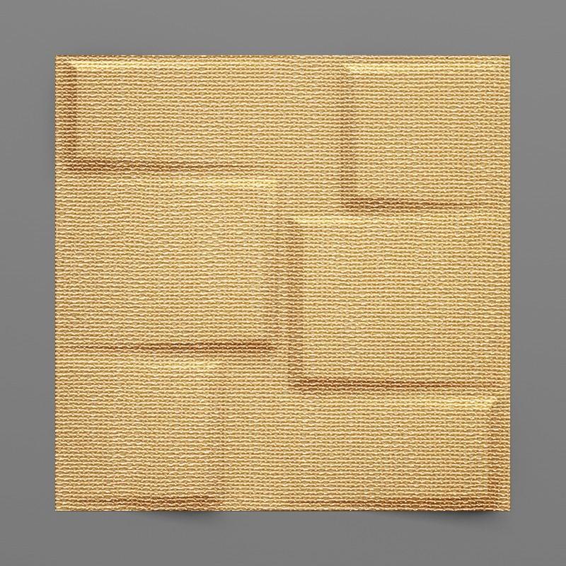 Bonete-3 Korona arany 3D falpanel