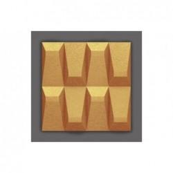 Galeras-1 Vintage arany  3D falpanel