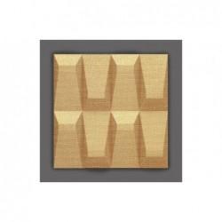Galeras-3 Korona arany 3D falpanel