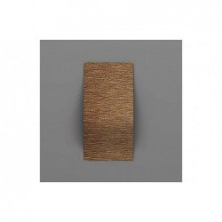 Cascade-8 Wenge barna 3D falpanel