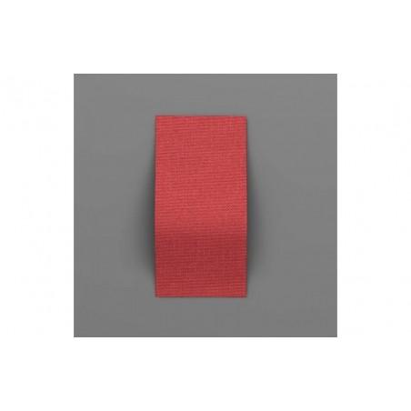 Cascade-32 Alizarin piros 3D falpanel