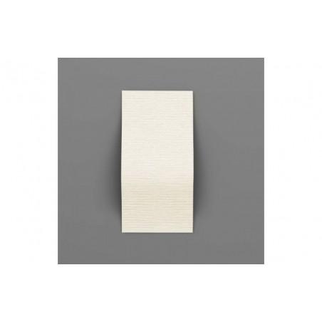Cascade-37 Hermelin fehér 3D falpanel