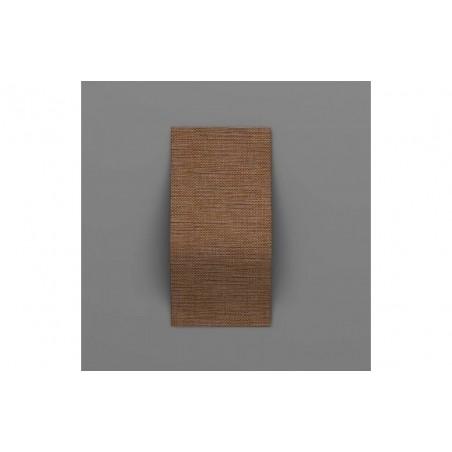 Cascade-39 Rió barna 3D falpanel