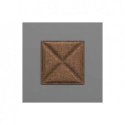 Montserrat-38 Kakaó barna 3D falpanel