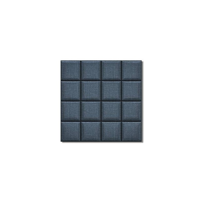 Maipo-30 Denim kék 3D falpanel