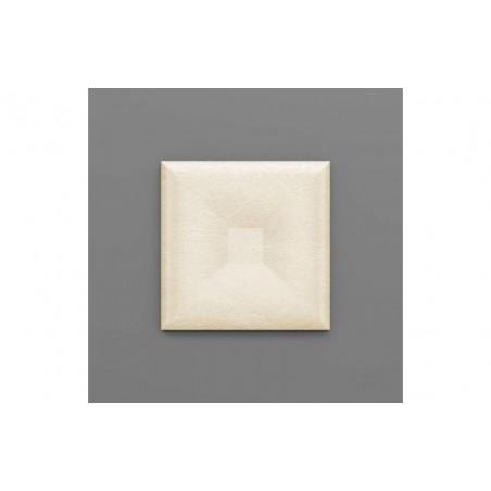 Lastarria-16 Casablanca fehér 3D falpanel