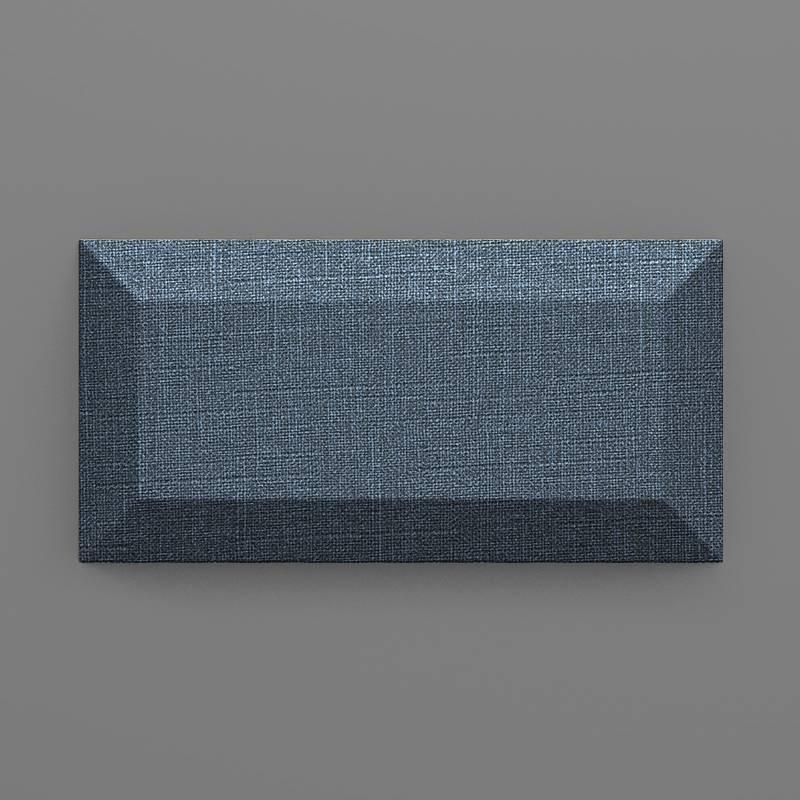 Paruma-30 Denim kék 3D falpanel